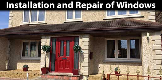 Installation and Repair of Windows in Dublin