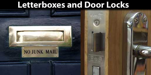 Installation and Repair of Letter Boxes and Door Locks in Dublin