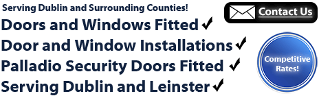 Palladio Composite Security Doors in Dublin | Security Doors in Dublin